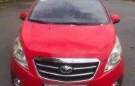 Gia đình cần bán Daewoo Matiz đời 2009, màu đỏ, xe nhập, 235tr giá 235 triệu tại Đồng Nai