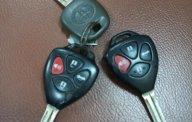 Bán Toyota Camry 2.4G năm sản xuất 2007, màu đen số tự động giá 499 triệu tại Hà Nội