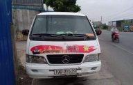 Bán xe Mercedes 2003, màu trắng, điều hòa mát giá 95 triệu tại Nam Định