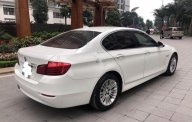 Cần bán BMW 5 Series 520 sản xuất 2014, màu trắng  giá 1 tỷ 440 tr tại Hà Nội