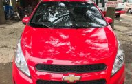 Cần bán xe Chevrolet Spark Van 1.2 năm sản xuất 2016, màu đỏ, xe nữ một chủ sử dụng giá 195 triệu tại Hà Nội