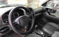 Bán Hyundai Santa Fe Gold màu ghi bạc, 7 chỗ, số tự động, full options, ghế điện máy dầu giá 295 triệu tại Hà Nội