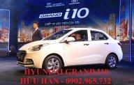 Hyundai Grand i10 đời 2019, màu trắng, xe giao ngay, LH: 0902.965.732 Hữu Hân giá 350 triệu tại Đà Nẵng