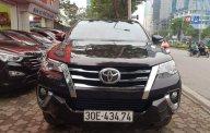 Bán Fortuner 2017 màu nâu, xe 1 chủ từ đầu mua từ mới đi hơn 1 vạn km, 5 lốp zin theo xe giá 1 tỷ 120 tr tại Hà Nội