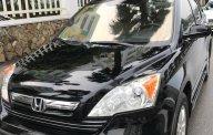 Bán xe Honda CR V đời 2007, màu đen, xe nhập giá cạnh tranh giá 498 triệu tại Hà Nội