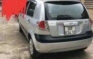 Cần bán Hyundai Getz sản xuất 2010, màu bạc, số sàn giá 208 triệu tại Hà Nội