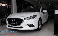 Bán Mazda 3 màu trắng 2019 mới 99%, chỉ 630tr có thương lượng giá 630 triệu tại Hà Nội