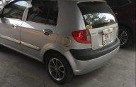 Bán ô tô Hyundai Getz đời 2009, màu bạc, nhập khẩu   giá 185 triệu tại Phú Thọ