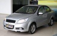 Bán xe Chevrolet Aveo LT 1.4MT 2016, màu bạc, giá 296tr giá 296 triệu tại Tp.HCM