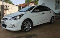 Bán Hyundai Accent 2013, màu trắng, nhập khẩu nguyên chiếc, 360tr giá 360 triệu tại Đắk Lắk