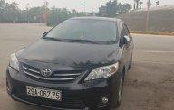 Bán xe Corolla Altis màu đen, số tự động, sx năm 2010 đăng ký 2011 giá 470 triệu tại Hà Nội