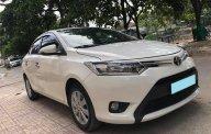 Cần bán xe Toyota Vios E 2017 số tự động, màu trắng giá 507 triệu tại Tp.HCM