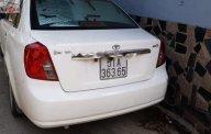 Bán Daewoo Lacetti Max 1.8 MT đời 2004, màu trắng, xe đẹp giá 160 triệu tại Tp.HCM