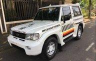 Cần bán lại xe Hyundai Galloper đời 2004, màu trắng, xe nhập số tự động, giá tốt giá 165 triệu tại Đà Nẵng