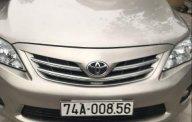 Cần bán lại xe Toyota Corolla altis đời 2011, nhập khẩu nguyên chiếc  giá 535 triệu tại Quảng Trị