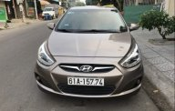 Bán Hyundai Accent đời 2014, màu nâu, nhập khẩu nguyên chiếc  giá 430 triệu tại Bình Dương