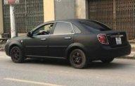 Bán Daewoo Lacetti MT đời 2008, màu đen, nhập khẩu nguyên chiếc giá 210 triệu tại Bắc Giang