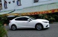 Bán gấp Mazda 3 2018 màu trắng, chính chủ, xe đi 22000 km giá 618 triệu tại Tp.HCM