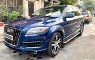 Bán Audi Q7 3.6 VR6 TFSI quattro đời 2010, màu xanh lam, nhập khẩu, số tự động giá 999 triệu tại Hà Nội