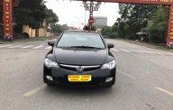 Cần bán xe Honda Civic 1.8 MT năm 2008, màu đen. Không có chiếc thứ 2 giá 350 triệu tại Hà Nội