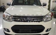Cần bán Ford Everest 4x2 MT năm 2015, màu trắng, số sàn giá 650 triệu tại Đắk Lắk