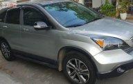 Bán Honda CR V sản xuất năm 2008, màu bạc, nhập khẩu, 530tr giá 530 triệu tại Đà Nẵng