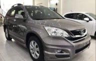 Bán xe Honda CR V 2.4 AT Limited 2012, màu xám, 680tr giá 680 triệu tại Khánh Hòa