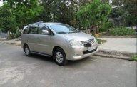 Bán Toyota Innova 2.0G đời 2011, màu bạc đã đi 80k km giá 419 triệu tại Tp.HCM