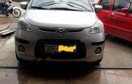 Cần bán lại xe Hyundai i10 đời 2008, màu bạc, nhập khẩu giá 178 triệu tại Hà Nội