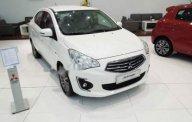 Cần bán Mitsubishi Attrage ECO MT đời 2019, màu trắng, nhập khẩu giá 376 triệu tại Quảng Nam