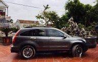 Bán Honda CR V đời 2010, màu đen, giá 545tr giá 545 triệu tại Hà Nội