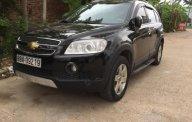 Bán Chevrolet Captiva LT sản xuất 2008, màu đen số sàn giá 315 triệu tại Vĩnh Phúc
