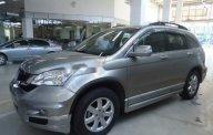 Cần bán xe Honda CR V đời 2009, màu xám chính chủ giá 530 triệu tại Hà Nội