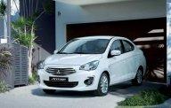 Bán ô tô Mitsubishi Attrage sản xuất 2019, màu trắng, nhập khẩu nguyên chiếc, 375.5 triệu giá 376 triệu tại Đà Nẵng