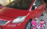 Cần bán xe Toyota Vios E năm 2010, màu đỏ xe gia đình, 348 triệu giá 348 triệu tại Bình Dương