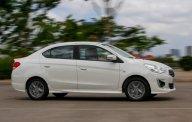 Bán ô tô Mitsubishi Attrage MT ECO sản xuất năm 2019, màu trắng, nhập khẩu giá 376 triệu tại Đà Nẵng