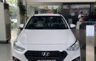 Bán Hyundai Accent 1.4 đời 2019, màu trắng giá 420 triệu tại Tp.HCM