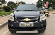 Bán Chevrolet Captiva LT 2008, màu đen như mới, giá tốt giá 287 triệu tại Hà Nội