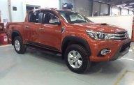 Cần bán Toyota Hilux năm sản xuất 2017, 2 cầu xe đẹp giá 730 triệu tại Nghệ An