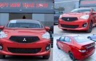 Bán Mitsubishi Attrage đời 2019, màu đỏ, xe nhập, giá 375tr giá 375 triệu tại Đà Nẵng