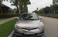 Bán Honda Civic 1.8 MT năm sản xuất 2008, màu xám chính chủ giá 320 triệu tại Hà Nội