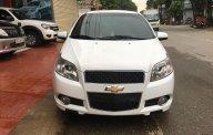 Bán Chevrolet Aveo sản xuất 2018, màu trắng, giá 365tr giá 365 triệu tại Phú Thọ