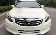 Bán ô tô Honda Accord 2.4 đời 2011, màu trắng, nhập khẩu giá 750 triệu tại Hà Nội