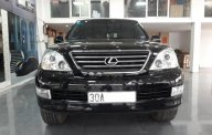 Cần bán lại xe Lexus GX 470 năm 2009, màu đen  giá 1 tỷ 500 tr tại Hà Nội