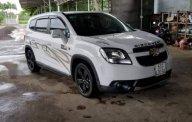 Cần bán lại xe Chevrolet Orlando năm sản xuất 2017, màu trắng xe gia đình, giá 550tr giá 550 triệu tại Tp.HCM