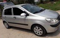 Cần bán Hyundai Getz 1.1MT năm sản xuất 2010, màu bạc, xe nhập, giá chỉ 228 triệu giá 228 triệu tại Bắc Giang