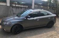 Cần bán gấp Kia Forte sản xuất năm 2011, màu xám  giá 400 triệu tại Gia Lai