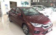 Bán xe Honda city 2019 - Màu đỏ - xe có sẵn giao ngay - KM full option hơn 25 triệu - xem ngay giá 599 triệu tại Tp.HCM