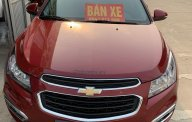Cần bán Chevrolet Cruze sản xuất 2018 màu đỏ, 468 triệu giá 468 triệu tại Thanh Hóa