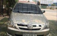 Bán Toyota Innova đời 2007, màu vàng xe gia đình giá 334 triệu tại Bình Phước